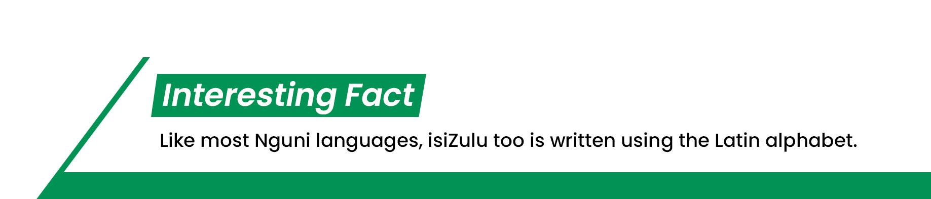 isiZulu Translation Services Johannesburg