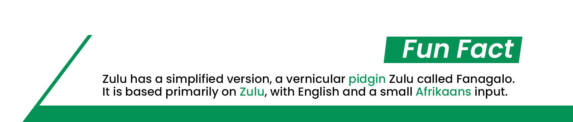 Zulu Translation Services